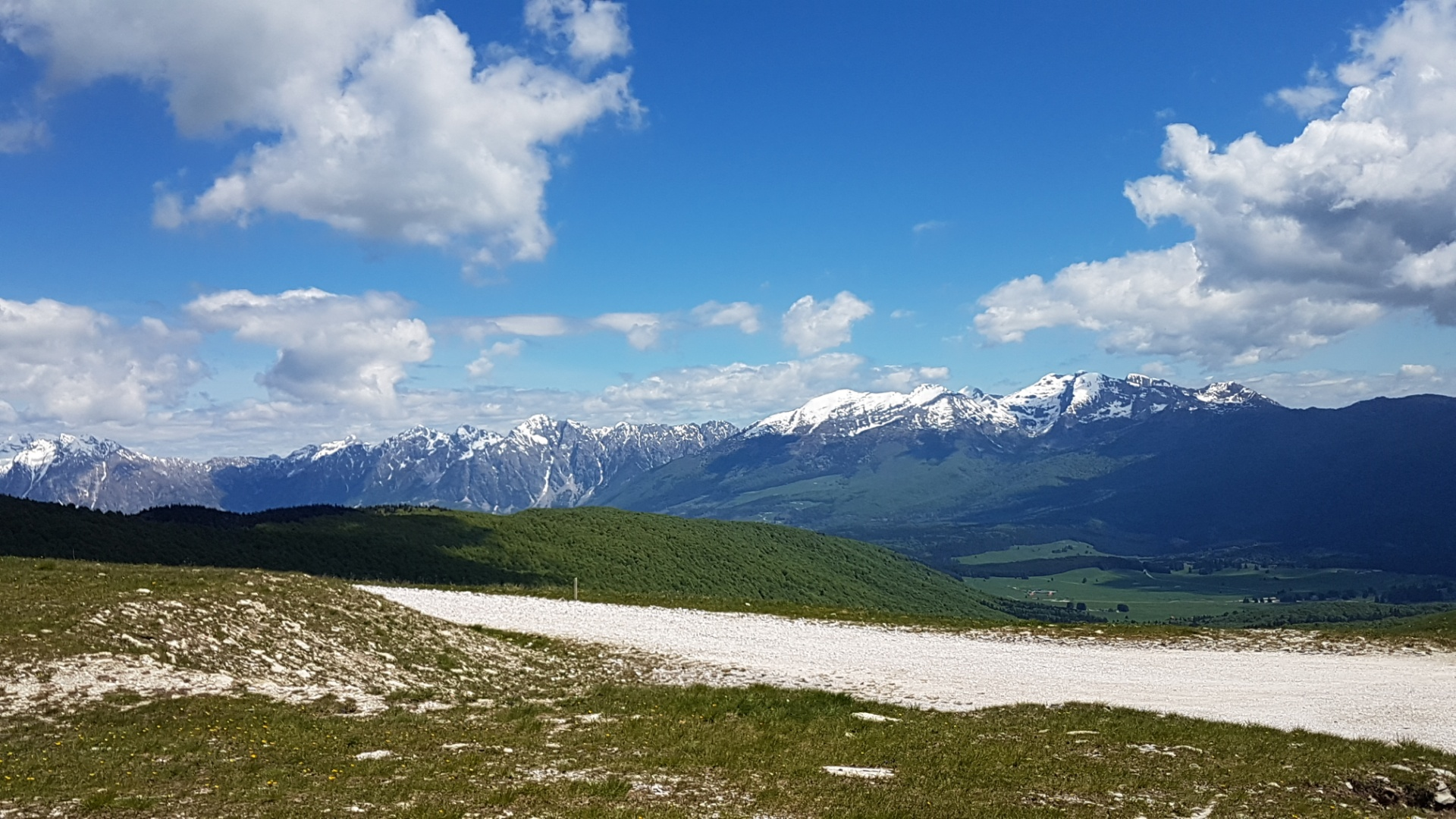 Alpenrausch und Stellplatz-Bingo