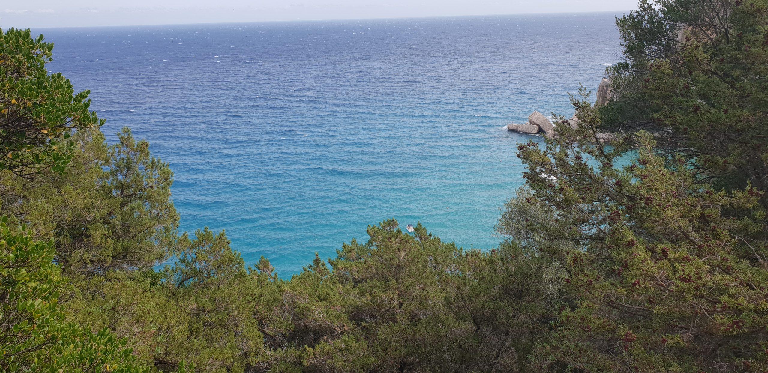 Wandern auf Sardinien – bedeutet: Kraxeln!