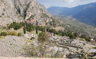 Abstecher in die Antike – und in den Herbst