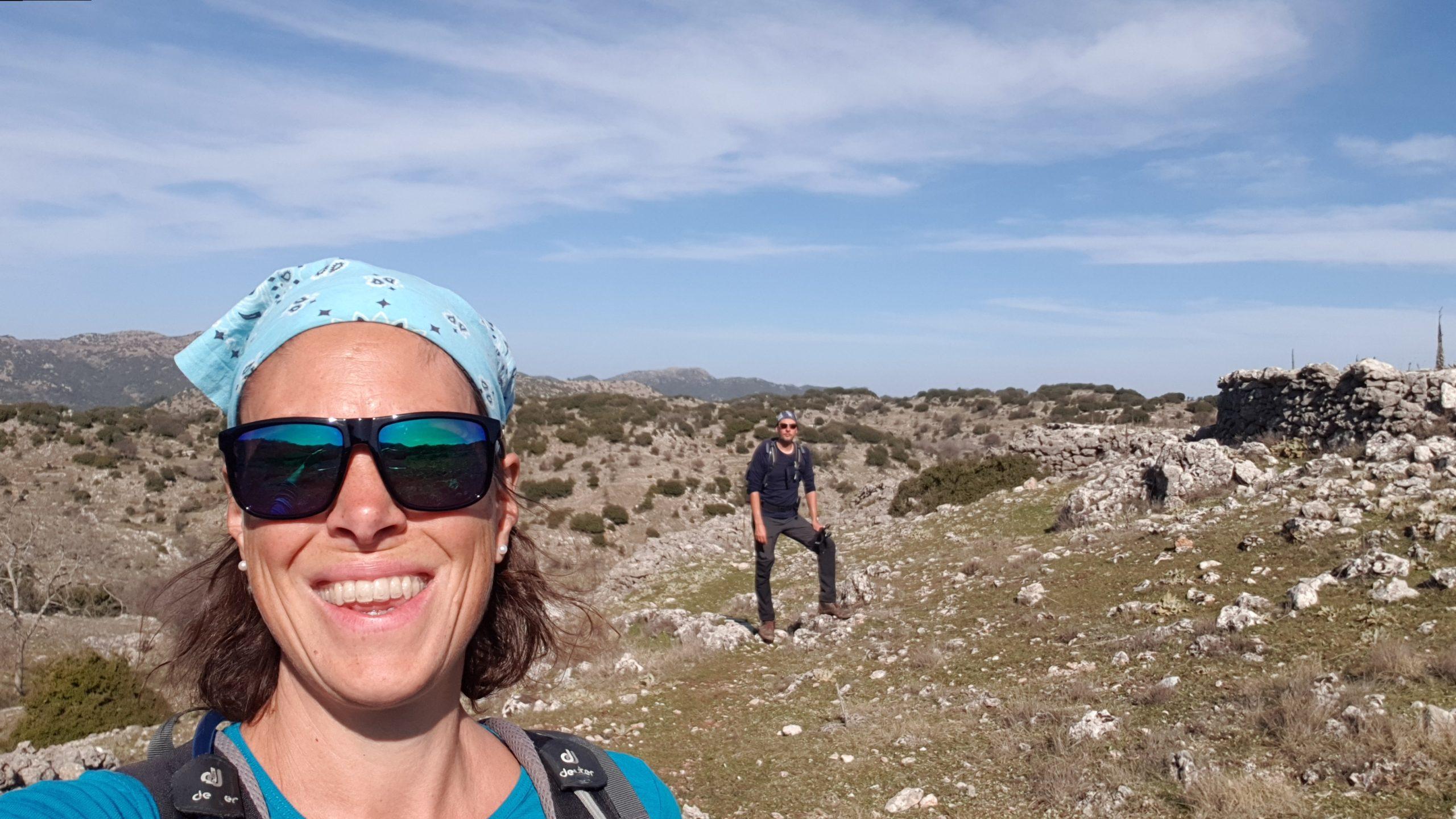 Menalon-Trail – Teil 1