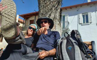 Menalon-Trail – Teil 2